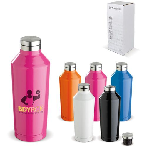 Bouteille thermos 500Ml publicitaire AC Créations Strasbourg Alsace