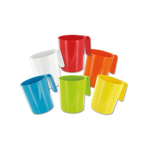 Mug en plastique dont la contenance est de 35CL publicitaire Ac Créations Strasbourg Alsace